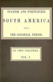 The Project Gutenberg Ebook Of Spanish And Portuguese South