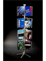 Carousel Display Stand Amazing Expanda Stand Carousel Display BROCHURE DISPLAYS Pinterest
