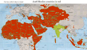 countering the 'shrinking palestine maps' lie Israel In The World Map Israel In The World Map #18 israel world map