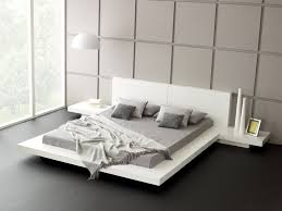 White Modern Headboard Ideas