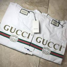 casper gucci shirt uk. 100% authentic gucci logo print t-shirt 1980 tee vintage polo white size medium casper shirt uk