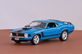 1970 Mustang Boss 429 – Part 4 (complete)   Scale Model World