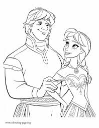 Small Picture Princess Anna and Kristoff make a beautiful couple Enjoy with