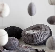 ... felt stone rugs martina schumann zoom how to make felted wool stones  architecture rug ...