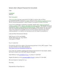 Request For Proposal Cover Letter Sample Guamreview Com