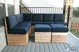 diy outdoor pallet sectional. Diy Backyard Seating Outdoor Pallet Sectional