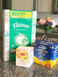 3 must haves for cold and flu season