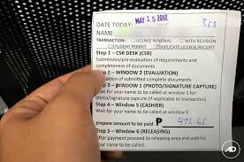 Replace Driver's Autodeal A How Lost License To