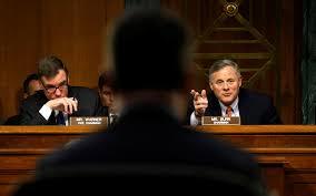 First public Senate Intelligence hearing on Russia probe.