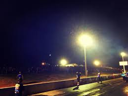 Sunraysia Lighting Massive Mildura Crowd For Aeroflow Nitro Funny Car Show