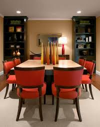 orange upholstered dining room chairs. chairs, orange dining room chairs upholstered captivating design idea hime furniture: inspiring n