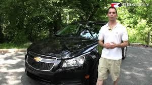 RoadflyTV - 2011 Chevrolet Cruze ECO Test Drive & Car Review - YouTube