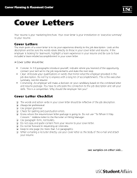 How To Write The Perfect Cover Letter For A Job 5 1 Resume