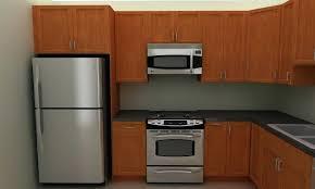 kitchen cabinet refrigerator kitchen cabinets above