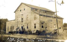 A flour mill on West Montford? | The Ada Icon
