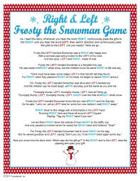 Five Fun Family Challenges  Plays Gaming And ActivitiesChristmas Gift Game Exchange
