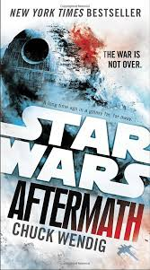 Record label created by dr. Amazon Com Aftermath Star Wars Star Wars The Aftermath Trilogy 9781101885925 Wendig Chuck Books