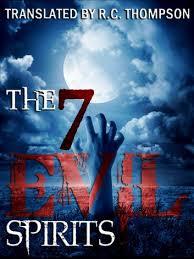The Seven Evil Spirits eBook by R. C. Thompson - 1230000102028 | Rakuten  Kobo Greece