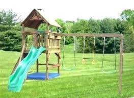 swing set parts and accessories wooden kits lookout mountain wood kit s swing set parts wooden
