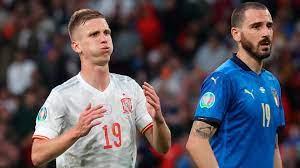 Irre Szene nach Wembley-Drama: Ordnerin hält Italiens Superstar Leonardo  Bonucci für Fan