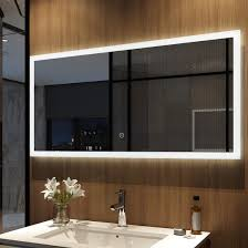 Led Spiegel Rund Badezimmerspiegel Mit Beleuchtung Badspiegel