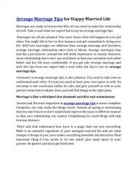 arranged marriage essay co arranged marriage essay