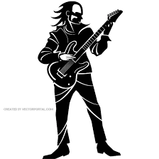 Guitarist Free Vector Graphics Free Vector Image In Ai And Eps Format