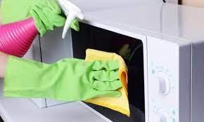 Mikrodalga Fırın Temizliği İçin Pratik Öneriler - Temizlik Önerilerim