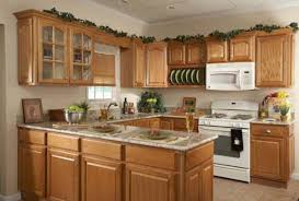 Useful Kitchen Ideas With Oak Cabinets Fantastic Home Decor Ideas Pictures Gallery