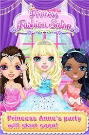 princess makeup salon image
