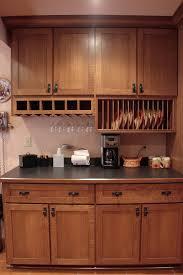 ... Quarter Sawn Oak Kitchen Cabinets Hickory Wood Prestige Door Quarter  Sawn Oak Kitchen Cabinets ...
