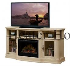 electric fireplace media console