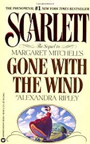 gone the wind margaret mitchell pat conroy  scarlett the sequel to margaret mitchell s gone