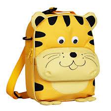 Рюкзак-<b>сумка</b> Yodo для <b>детей</b> дошкольного возраста, Тигр