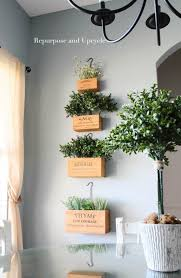 hanging wall vase or planter