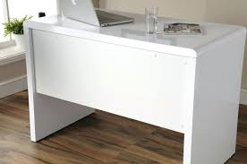 white office desk with drawers. White Office Desk With Drawers Straight Workstation A