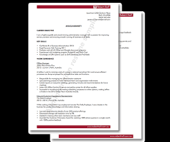 Admin Manager Cv Sample Administration Resume Template Robert Half