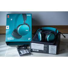 Mã ELMSHX hoàn 8% xu đơn 500K] Tai nghe không dây Bluetooth AKG Y500 Xanh  lá