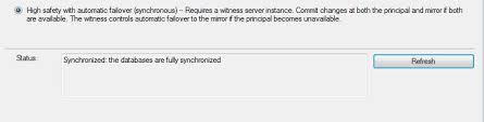 Is Database Mirroring Causing The Transaction Log To Fill Up ...