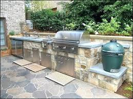 bbq island plans pdf outdoor grill ideas kitchen