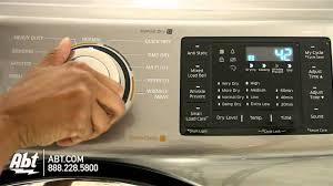 Samsung Dryer Cooling Light Samsung Front Load Dryer Dv42h5200 Overview