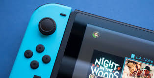 the nintendo switch is on at amazon canada with two free gift cards