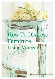 diy tutorial antiquing wood. Interesting Tutorial How To Distress Furniture With Vinegar With Diy Tutorial Antiquing Wood A