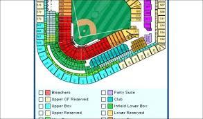 Progressive Field Seating Map Gigajam Club