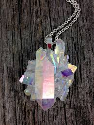 angel aura quartz helps bring one into the higher realms in meditation
