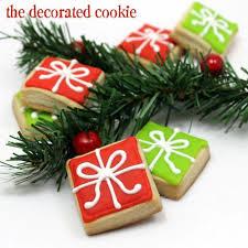 christmas present cookies. Delighful Christmas Christmas Present Cookies Intended Present Cookies T