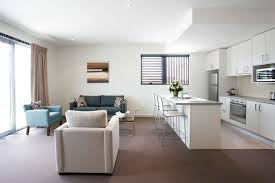 Living Room Kitchen Combination Ideas Outofhome With Apartment