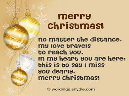 Christmas Card Verses Poems - Wordings and Messages