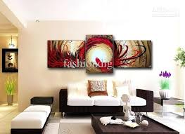 cool office wall art wall painting abstract phoenix oil painting canvas modern home office hotel wall