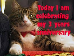 Happy 3 Year Work Anniversary Meme